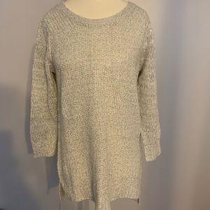 Grey/Silver sweater